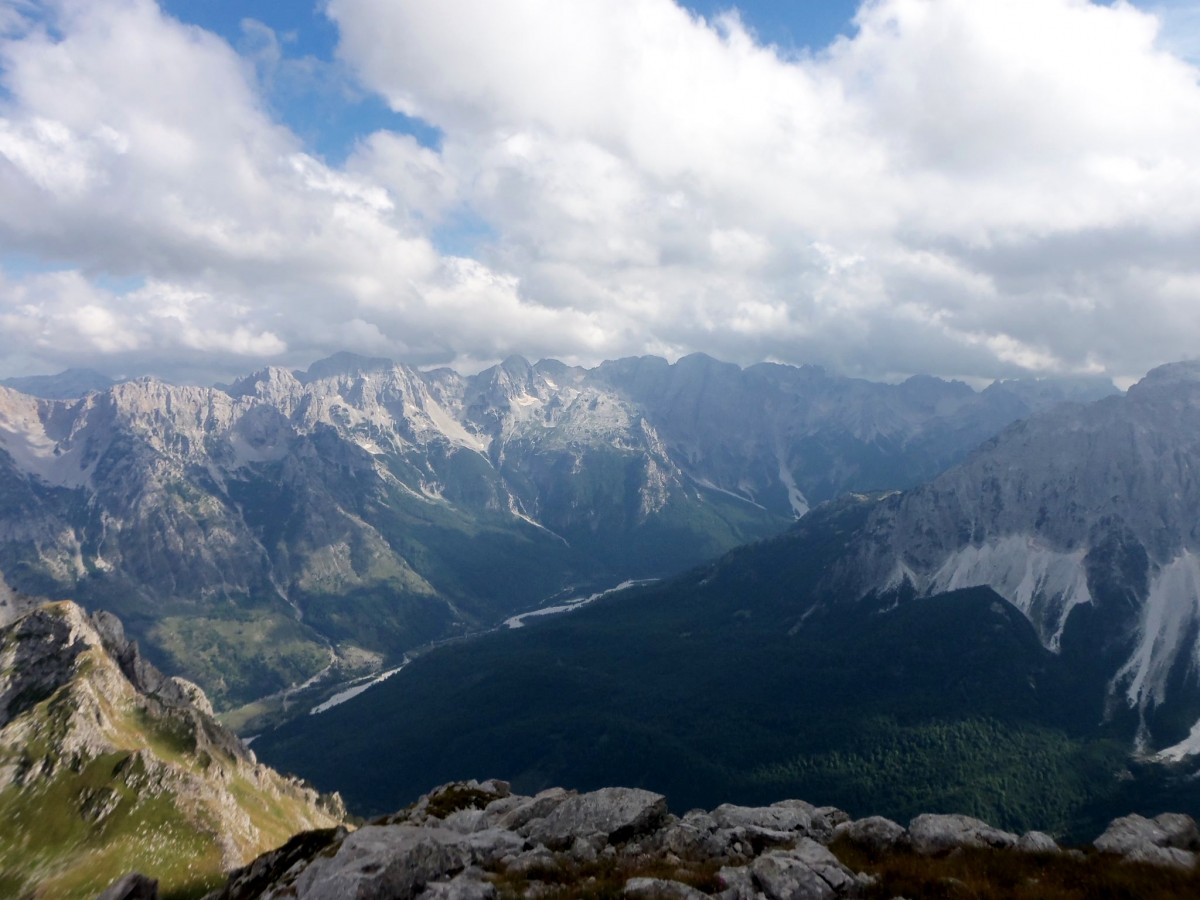 Alpes Dináricos 2019