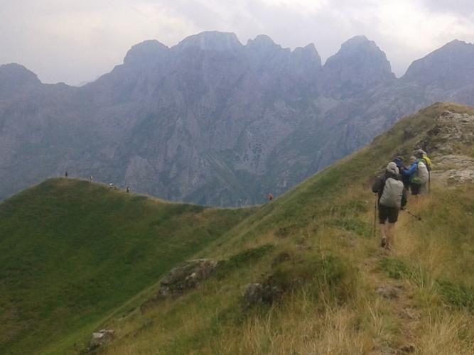 Albania Trekk