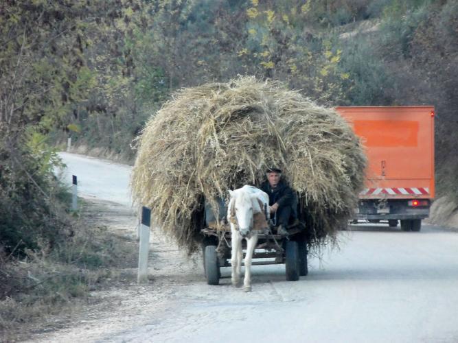 Tour fotográfico por Albania